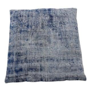 Vintage Turkish Patchwork Floor Pillow & Dog Bed 36'' x 36''