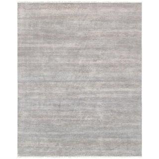 "Pasargad Transitiona Silk & Wool Rug - 7'11"" X 9'11"""