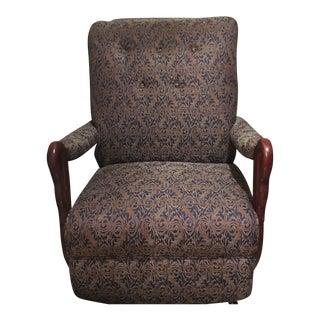 1930's Swan Arm Rocking Chair