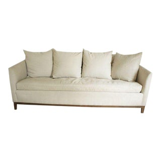 Cisco Home Flax Linen Sofa