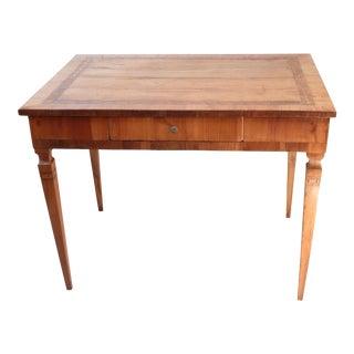 Italian Neoclassical Desk