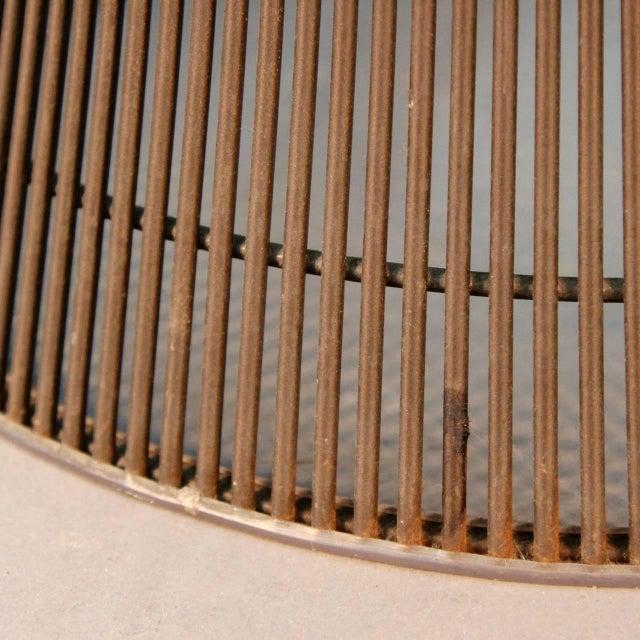 Warren Platner Original Bronze Coffee Table - Image 5 of 8
