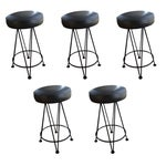 Image of Drum Stools - Set of 5