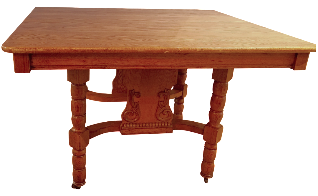 Antique Eastlake Oak Dining Table Chairish : 03e58441 a584 4da0 89e0 68d6acbb6ed5aspectfitampwidth640ampheight640 from www.chairish.com size 640 x 640 jpeg 26kB