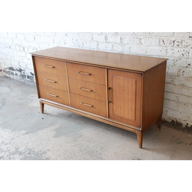 Mid-Century Modern Long Dresser by Century Furniture - Image 4 of 10