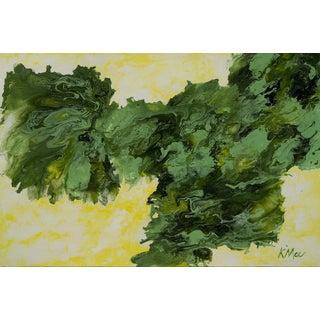 """""""Wild Lettuce"""" Original Painting"""