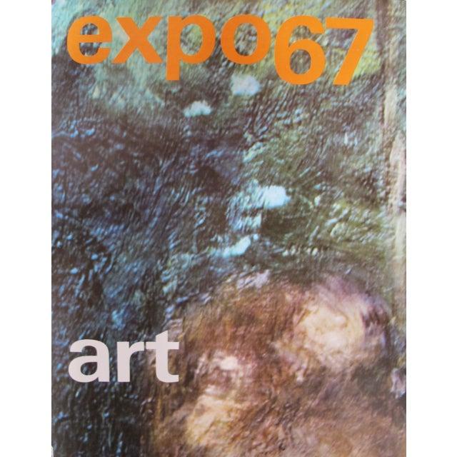 Image of Original 1967 Worlds Fair Art Poster