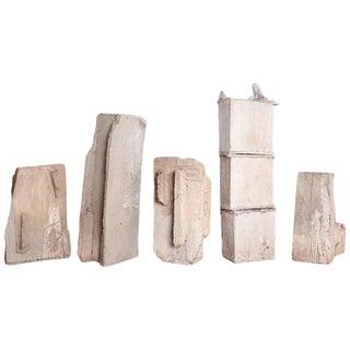 Dennis Gallagher Fragment Sculptures