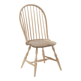 20th Century Miniature American Windsor Bowback Side Chair