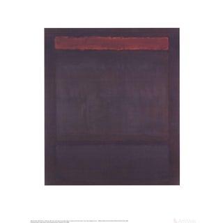 """Mark Rothko """"No. 14"""" 2008 Poster"""