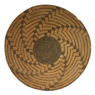 Pima Basket, circa 1900-10