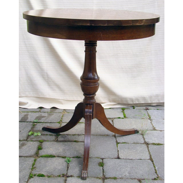 Image of Early 20th Century Drum Table - A Pair