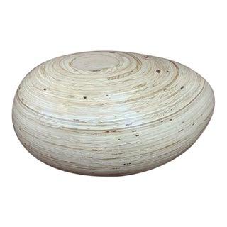 Wood Pebble Pebblito Seat