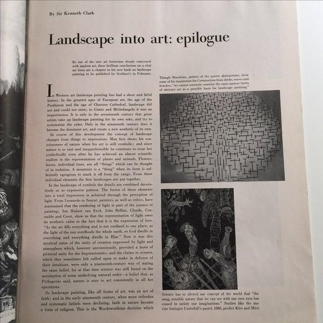 Artnews November 1949 Magazine - Image 5 of 10