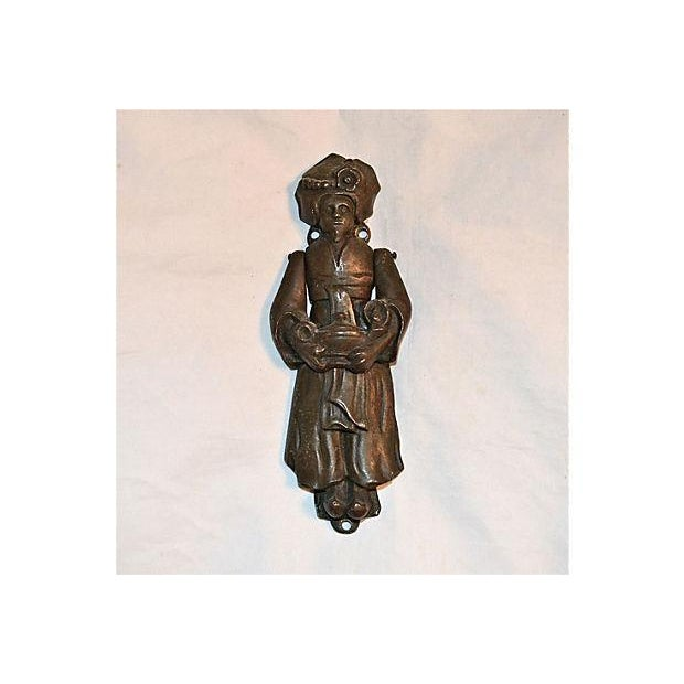 Image of Aladdin Homes 1920s Door Knocker