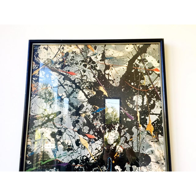 Jackson Pollock Moma Exhibition Poster - Image 3 of 4
