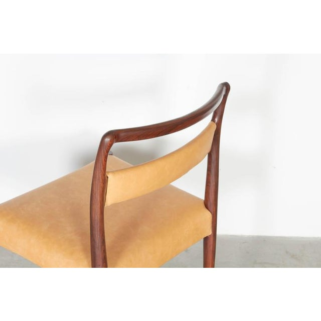 Danish Rosewood Dining Chairs - Set of 4 - Image 8 of 8