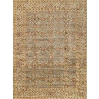 Transitional Pasargad Sultanabad Collection Rug - 8' X 8'