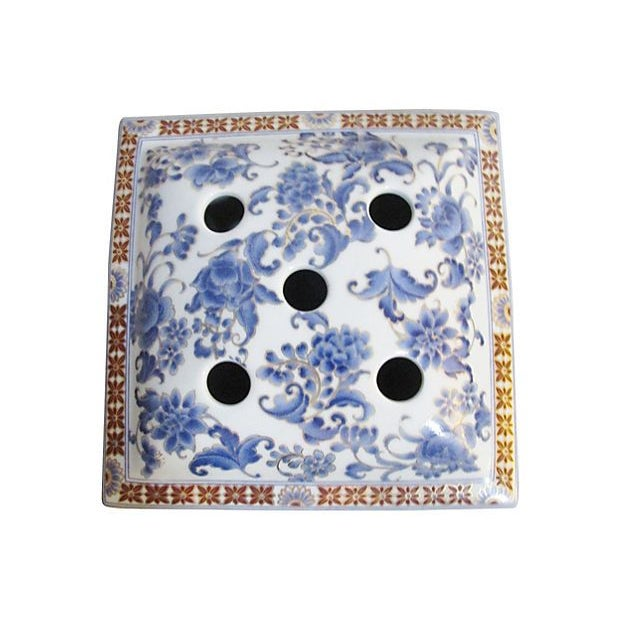 Hand-Painted Chinese Vase - Image 3 of 3