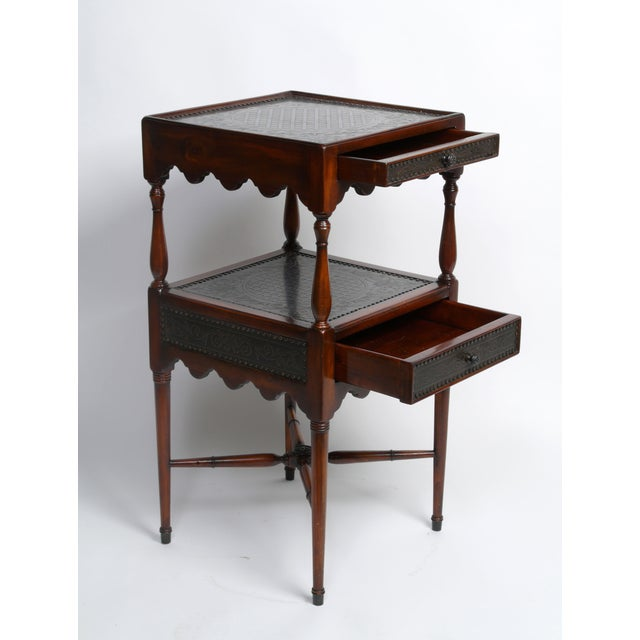 Theodore Alexander Side Table - Image 6 of 8