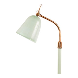 Rare Model 506 Floor Lamp by Venini