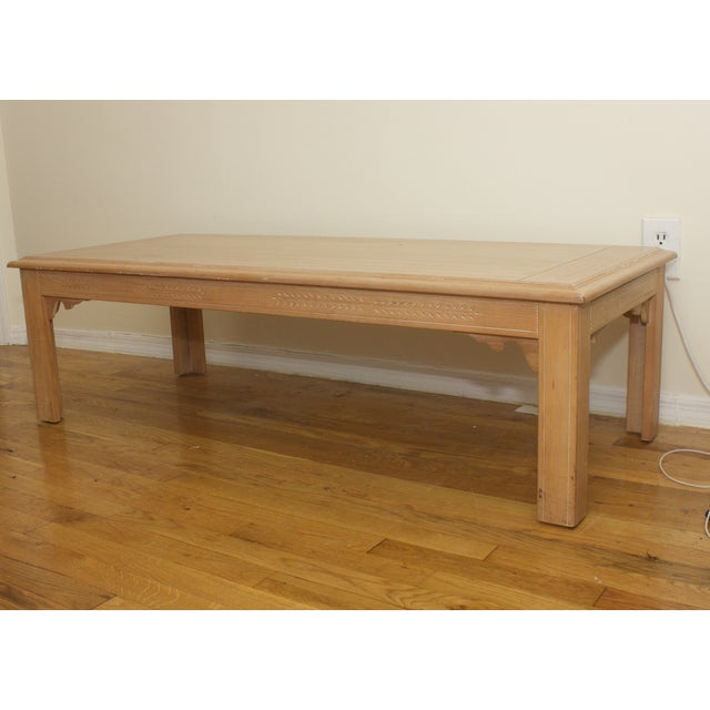 Lane Country Style Coffee Table Chairish