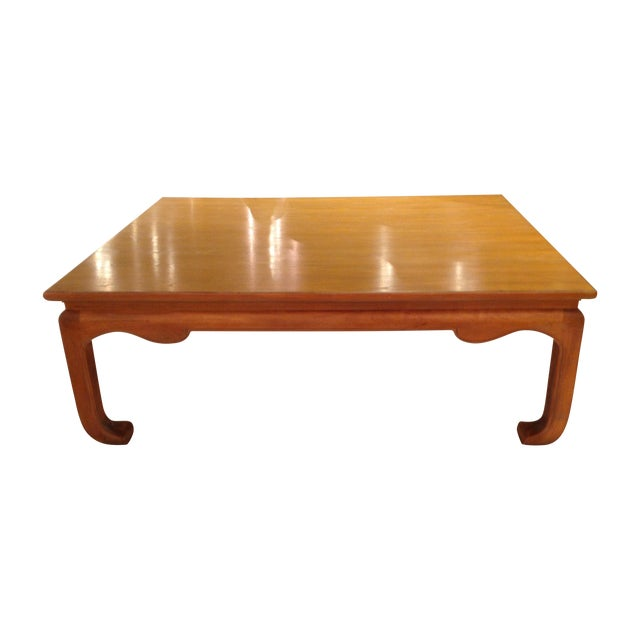 Hickory Chair Carriol Cocktail Table Chairish