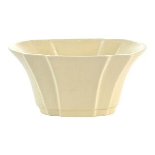 Ivory Art Deco Vase