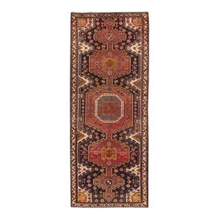 "Apadana - Vintage Persian Rug, 3'7"" x 9'4"""