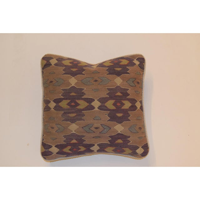 "Turkey ""Kilim"" Pillow - Image 2 of 5"