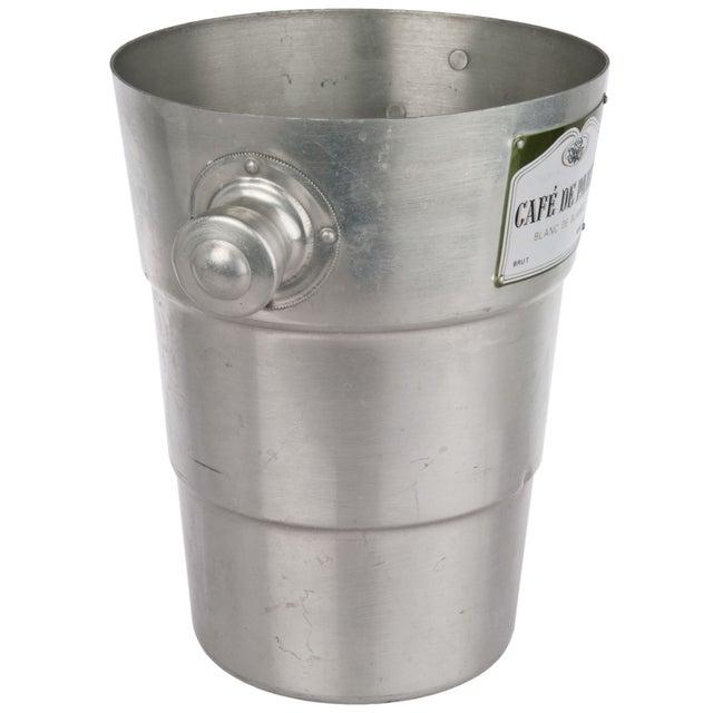 Café de Paris Aluminum Champagne Bucket - Image 2 of 4