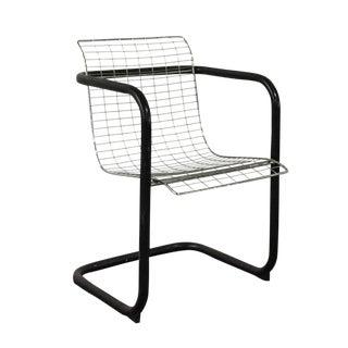 Modern Metal Industrial Chair
