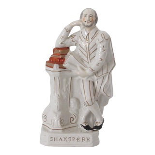 Staffordshire Shakespeare Figure
