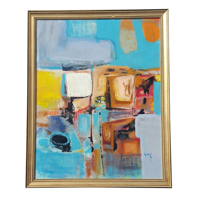 Image of Law Springtime Movement Painting