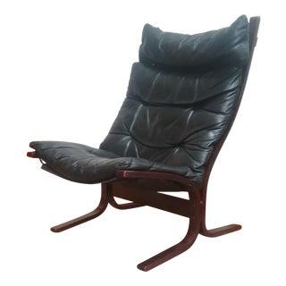 Mid-Century Modern Westnofa Siesta Chair