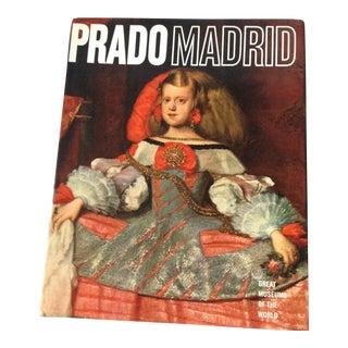 1968 Vintage Prado Madrid Art Book