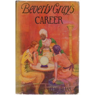 'Beverly Gray's Career' by Clair Blank