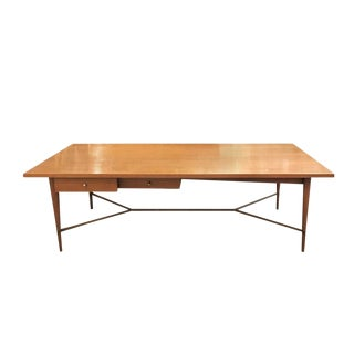 Paul McCobb Mahogany Coffee Table