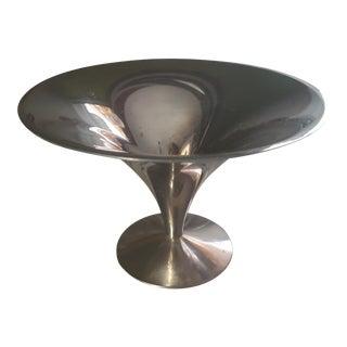 Mid Century Eero Saarinen Style Pedestal Candy Dish