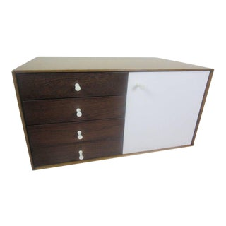 George Nelson Miniature Jewelry Chest for Herman Miller Model #5211