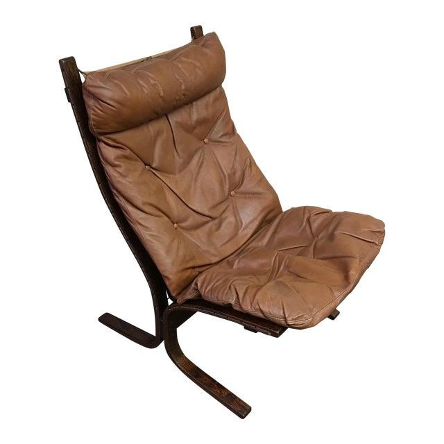 Westnofa Leather Siesta Chair - Image 1 of 11