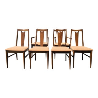 Mid-Century Mahogany Gala Dining Chairs - Set of 6