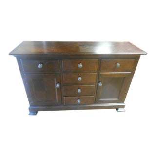 Arhaus Traditional Buffet Sideboard