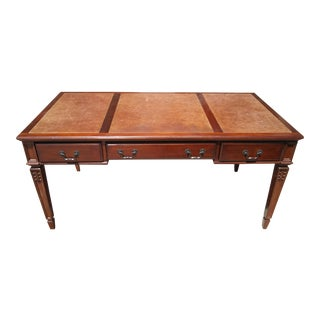 Traditional Style Executive Desk