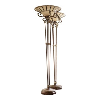 Stile Bellagio Floor Lamps - A Pair