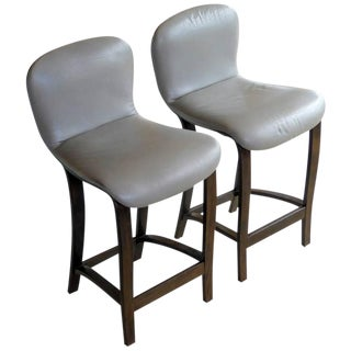 Rare Barstools by Plycraft - A Pair