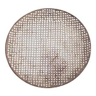 Large Mathieu Matégot Metal Plate or Platter, circa 1950
