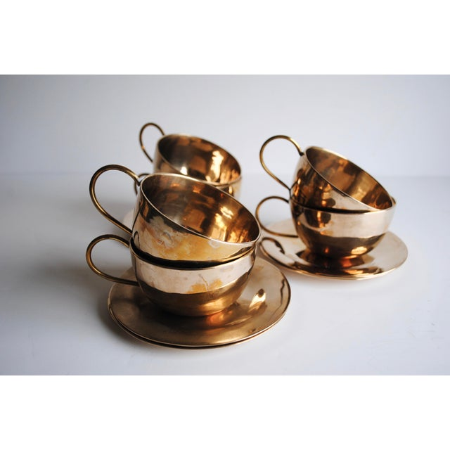 Vintage Cups & Saucers - Set of 6 - Image 3 of 5