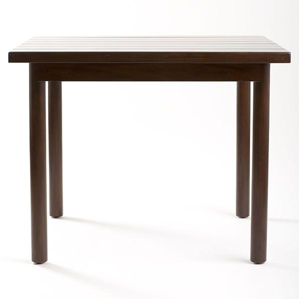 Image of New Teak Game Table