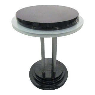 Art Deco Streamline Table